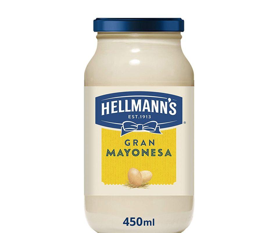 Mi relación con las marcas. Mayonesa Hellmann´s